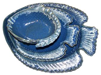 Fish Place Setting (3 Pieces)